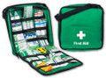 First Response Deluxe First Aid Kit Bag