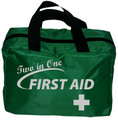 Universal 2 in 1 Complete First Aid Kit Bag **FREE UK P&P**