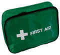 Travel Workplace First Aid Kit Bag - Compliant to BS8599-1