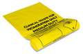 Biohazard Clinical Waste Bags 64cm x 35cm (5kg) (100)