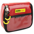 Hum Aero Small Ampoule Case Red PVC