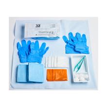 Catheter Pack inc Nitrile Gloves