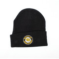 Trail-Gear Badge Cuffed Beanie