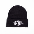 Trail-Gear Flame Cuffed Beanie