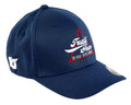 Trail-Gear Triangle Script FLEXFIT Hat (Navy)
