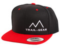 Trail-Gear Mountain inThrowbackin Snapback Hat