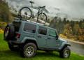 Jeep JKU 4 Door Nebo Roof Rack 6-Piece Cargo Slat Kit Silver 07-18 Wrangler JKU TeraFlex