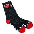 Icon Topo Socks Medium/Large TeraFlex