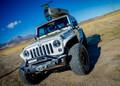 Jeep JK/JKU Epic Front Bumper w/ Hoop Offset Drum Winch 07-18 Wrangler JK/JKU TeraFlex