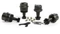 Jeep TJ/LJ Dana 30 / Dana 44 Upper and Lower HD Ball Joints w/ Knurl Set of 4 97-06 Wrangler TJ/LJ TeraFlex