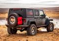 Jeep JK/JKU Outback Rear Bumper w/out OEM Fog Light Mounts 07-18 Wrangler JK/JKU TeraFlex