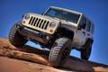 Jeep JK/JKU Epic Front Bumper w/out Hoop Centered Drum Winch 07-18 Wrangler JK/JKU TeraFlex