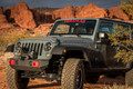 Jeep JK/JKU Explorer Front Bumper w/out Hoop 07-18 Wrangler JK/JKU TeraFlex