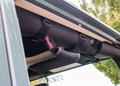 Jeep JK/JKU Front / 03-06 T/LJ Front / 97-02 TJ Rear Grab Handle Kit Pair 07-18 Wrangler JK/JKU TeraFlex