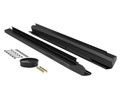 Jeep JKU 4 Door Aluminum Rock Slider Kit Powder Coat 07-18 Wrangler JKU TeraFlex