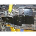 Jeep JK Standard Transmission Skid Plate 07-18 Wrangler JK/JKU Black Powdercoated Synergy MFG