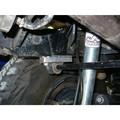 JK Rear Sway Bar Drop Bracket Kit Billet Alum 1.0 Inch Drop 07-18 Wrangler JK/JKU Synergy MFG
