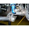 JK Front Axle HD Lower Shock Mounts 2.5 Inch OD Tube 07-18 Wrangler JK/JKU Synergy MFG