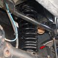 JK Rear Lift Springs 2 DR 3.0 Inch 4 DR 2.0 Inch 07-18 Wrangler JK/JKU Synergy MFG