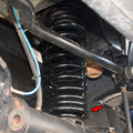 JK Rear Lift Springs 2 DR 2.0 Inch 4 DR 1.0 Inch 07-18 Wrangler JK/JKU Synergy MFG