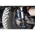 JK Extended Front/Rear DOT Approved Brake Line Kit 07-18 Wrangler JK/JKU Synergy MFG