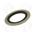 Two-piece front hub seal for '95-'96 Ford F150