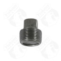 "Fill plug for Chrysler 8.75"", 3/4"" thread"