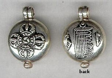 Double Dorje Gau locket