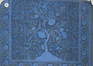 Tree of Life Bedspread, light weight tapestry, single size, made from easy care Indian cotton. Affordable bedspreads which add color and life to any bedroom.