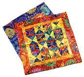 """Extra Lg Brocade Altar shrine cloth, 35"""" X 35"""""""