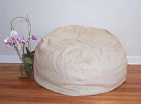 Hemp Bean Bag Chair