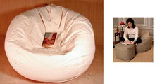 Classic Beanbag Chair Cotton