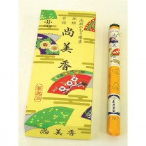 Shobikoh Sandalwood Japanese Zen Incense in a beautiful, gift ready box. A good value too.
