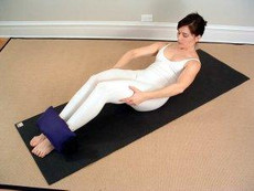 Yoga Sand bag