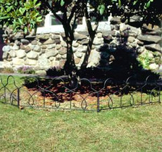 Lattice Garden Edging
