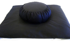 Deluxe Zafu Meditation Cushion, Zabuton Mat set in a variety of peaceful, enriching and blissful colors.