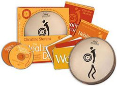 The Healing Drum Kit, Christine Stevens