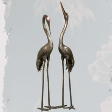 Cranes, Mated Pair