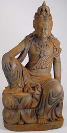 Kwan Yin in Royal Ease pose