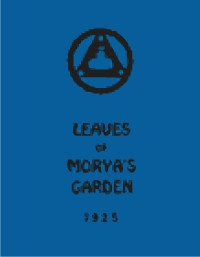 Leaves Of Morya's Garden: Illumination