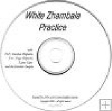 White Zhambhala Wealth mantra, CD