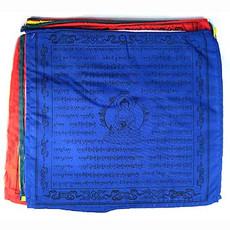 Medicine Buddha Healing Prayer Flags