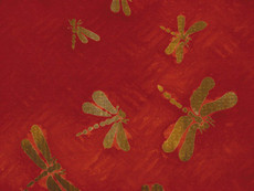 Dragon Flies Sarong no. 4
