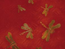 Dragon Flies Sarong no. 4