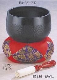 """Zen Iron Rin Gong 12"""" D"""