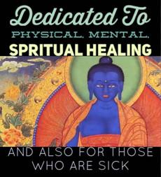Medicine Buddha affirmation