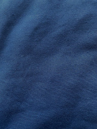 Zen Lay Robe regular weight, Medium Blue color sample