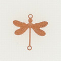 Copper Dragonfly Connector