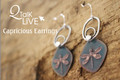 Capricious Earrings - QT Live