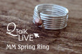 MM Spring Rings - QT Live